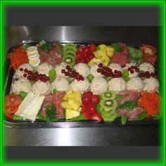 Opa's ouderwetse ambachtelijke Hollandse feestelijke maaltijd horeca salade