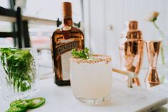 The Spicy Margarita recipe you'll want to bookmark for summer dinner parties. Click through for recipe. Dinner Party Recipes, Dinner Parties, Cocktail Recipes, Cocktails, Spicy Margarita Recipe, Margarita Recipes, Old Fashioned Glass, Fresh Lime, Stuffed Jalapeno Peppers