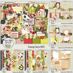 35% off new Funny Farm Collection by TwinMomScraps! Sale prices valid at all TwinMomScraps stores; GingerScraps; http://store.gingerscraps.net/Twin-Mom-Scraps/ Twin Mom Scraps SHOP; http://twinmomscraps.com/index.php?main_page=products_new Gotta Pixel; http://www.gottapixel.net/store/manufacturers.php?manufacturerid=161  ScrapbookBytes; http://scrapbookbytes.com/store/manufacturers.php?manufacturerid=240. 24/05/2013