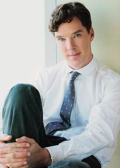 Awww this is sweet cute Benedict when he usual does hot spicy Benedict.