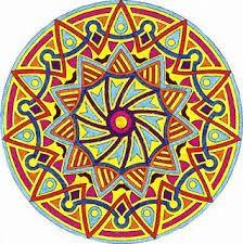 Resultado de imagem para mandalas artesanais
