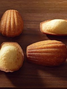 Thomas Keller - Bouchon Bakery Madeleines recipe