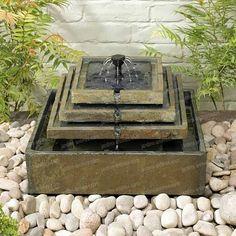 Fontaine Mura - fontaine de jardin - fontaine d\'extérieur   Le ...