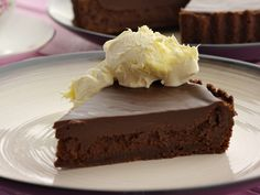 Sunday Brunch - Articles - Easy Mississippi Mud Pie Recipe - Channel 4