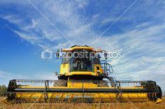 Połączyć w polu — Zdjęcie stockowe © kalinovsky #1050952