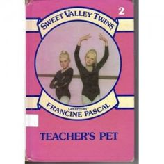 Sweet Valley Twins...I read every single one of these!