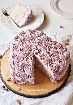 Mała Cukierenka - sprawdzone przepisy, udane wypieki Malaga, Polish, Cake, Recipes, Food, Polish Food Recipes, Food And Drinks, Vitreous Enamel, Food Cakes