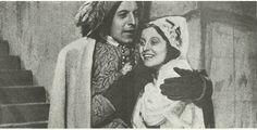 Maria Cebotari et Ezio Pinza dans Don Giovanni Salzbourg 1938
