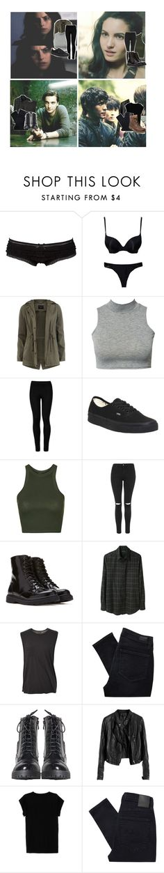 """""""S O M U C H E V I L I N S U C H A S M A L L G I R L"""" by bringmetheblackparade1 ❤ liked on Polyvore featuring Charlotte Russe, Marie Meili, Dorothy Perkins, Wolford, Vans, Topshop, Forever 21, Rachel Comey, Paige Denim and Isabel Marant"""