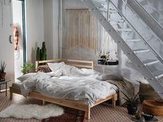 ATELIER RUE VERTE , le blog: For my home / Idées déco 23 / Un lit en bois blond…