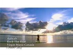 Aaliyah - Rock the Boat (Music Video) (HD)