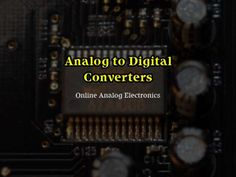 How it activates #microprocessor by converting #analog_physical_quantities into digital signals