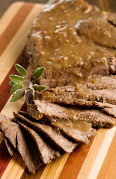 Paula Deen's Pot Roast Crockpot Recipe - Perfect Fall Meal! - http://www.livingrichwithcoupons.com/2013/09/paula-deens-pot-roast-crockpot-recipe.html