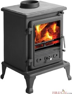 GALLERY FIREFOX 5 GAS STOVE - STOVES 515, 4kw, top flue