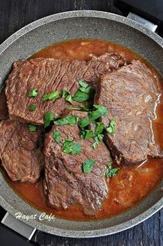 Tomato Paste Recipe Salçalı Biftek Tarifi the-steak-gravy recipe Sauce Recipes, Meat Recipes, Fish Recipes, Steak Gravy Recipe, Salmon Steak Recipes, Tomato Paste Recipe, Turkish Recipes, Mushroom Recipes, Mushroom Sauce