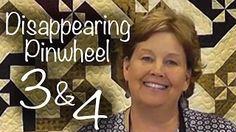 disapperaring pinwheel 3 - YouTube