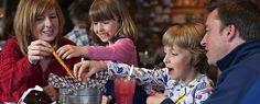 family friendly restaurants in Whistler