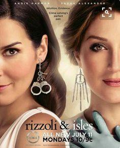Rizzoli & Isles Promo Shot.