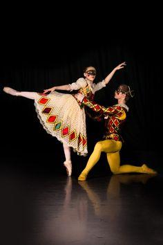 Northwest Florida Ballet Nutcracker 2012 Photo by Romona Robbins