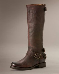 Veronica Back Zip - Women's Leather Boots - Veronica Collection - The Frye Company