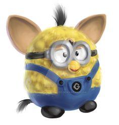 Minion Furby
