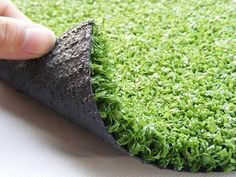 Thinking about going half the master in a custom fake grass rug...seems very enchanted forest to me.