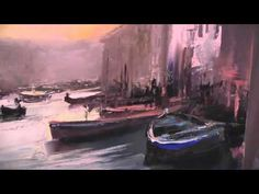 Igor Sakharov, one of the most famous and talented contemporary artists. Russian Bob Ross. Нis video tutorials reveals the tricks of the trade painter in an ...
