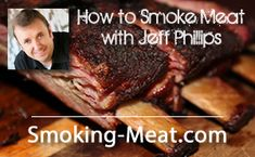 Smoking-Meat.com » Smoked Prime Rib and Holiday Smoking Tips