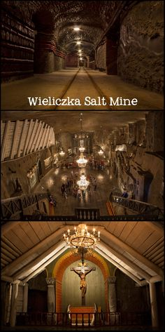 Tips how to visit and photograph the underground Wieliczka Salt Mine in Poland!