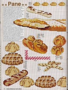 ru / Фото - EnciclopEdia Italiana Frutas e verduras - natalytretyak Cross Stitch Fruit, Cross Stitch Kitchen, Cross Stitch Books, Mini Cross Stitch, Cross Stitch Borders, Cross Stitch Designs, Cross Stitching, Cross Stitch Embroidery, Cross Stitch Patterns