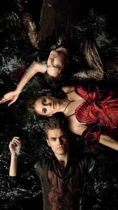 PAUL WESLEY kat Graham Candice Accola Nina Dobrev The Vampire Diaries Poster photo d/édicac/ée de 12/x 8/PP par 6/Fonte d/'Ian Somerhalder Zach Roerig Style I