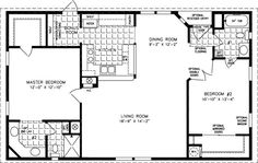 1000 sq foot house plans The Manufactured Home Floor Plan Jacobsen 1000 sq foot house plans The Manufactured Home Floor Plan Jacobsen Manufactured Homes Floor Plans, Br House, House Front, Small House Floor Plans, Small House Plans Under 1000 Sq Ft, Barndominium Floor Plans, Barndominium Texas, Cottage Plan, Suites