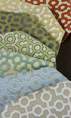 interior design fabrics - Mary McDonald for Schumacher / he nglish oom Blog Fabric and ...