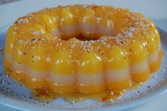 Greek Sweets, Greek Desserts, Frozen Desserts, Summer Desserts, Greek Recipes, Easy Desserts, Jello Recipes, Sweets Recipes, Cooking Recipes