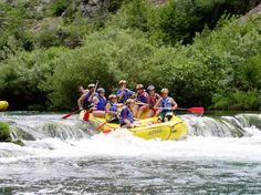 Rafting auf der Aktiv und Cappuccino Route - Spass inbegriffen