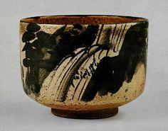 tea bowl by ogata kenzan