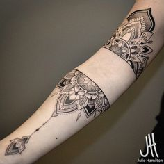 Mandala Sleeve Tattoo - 30+ Intricate Mandala Tattoo Designs <3 <3
