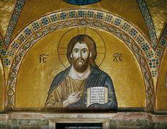 Mosaic of Christ Pantokrator