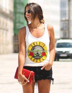 Trendy Taste Camiseta Guns N Roses
