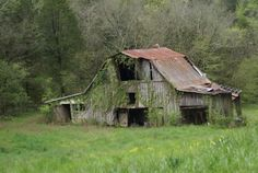 I would love to have a barn this size and design, (in better shape of course!) and made out of cinder blocks instead of wood so it would be more weather proof.