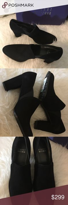 788eb4ae6af Authentic Brand new Stuart Weitzman booties