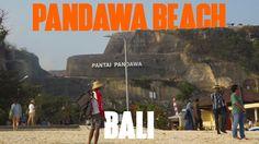 Pandawa Beach Bali - The most popular new beach in Bali that has beautiful scenery.