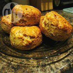 Tasty Cheese and Bacon Scones