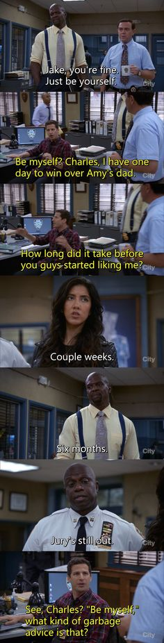 Funny Life Advice Humor Hilarious 27 Ideas For 2019 Brooklyn 9, Brooklyn Nine Nine Funny, Hunger Games, Netflix, Funny Jokes, Hilarious, Life Humor, Movie Quotes, Tv Quotes