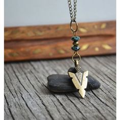 Mens Arrowhead Necklace, Mens Necklace, Mens Jewelry, Unisex Arrowhead... ❤ liked on Polyvore featuring men's fashion, men's jewelry, men's necklaces, mens necklaces, mens tribal necklaces and mens watches jewelry