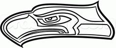 Seattle Seahawks Logo Clip Art | football-helmet-drawing-seahawks-how-to-draw-the-seahawks-step-6_1 ...