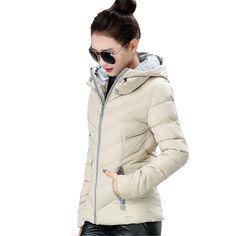 31.50$  Buy here - https://alitems.com/g/1e8d114494b01f4c715516525dc3e8/?i=5&ulp=https%3A%2F%2Fwww.aliexpress.com%2Fitem%2FWarm-Wear-Wadded-Jacket-Female-2016-Autumn-Winter-Jacket-Women-Slim-Short-Cotton-padded-Outerwear-Winter%2F32706398407.html - Warm Wear Wadded Jacket Female 2016 Autumn Winter Jacket Women Slim Short Cotton-padded Outerwear Winter Parkas Coat  C1728