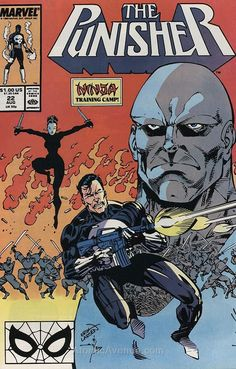 The Punisher (2nd Series) #22