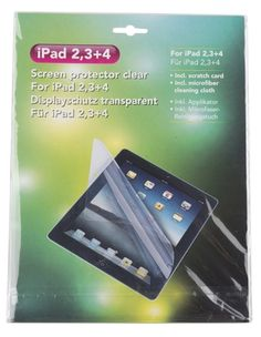 iPad 3 of 4 Screenprotector Clean Microfiber, Apple Ipad, Screen Protector, Smartphone, Cleaning, Home Cleaning