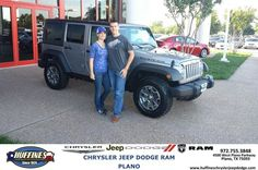https://flic.kr/p/G8tTzd | #HappyBirthday to Jeremy from Ed Lewis at Huffines Chrysler Jeep Dodge RAM Plano | deliverymaxx.com/DealerReviews.aspx?DealerCode=PMMM